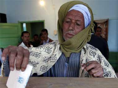 Egypt Polls (AP)